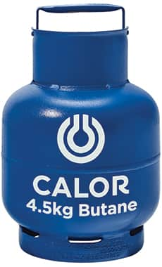 4point5kg butane gas bottle